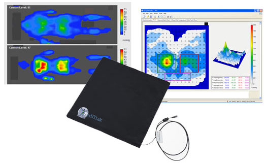 Boditrak Pressure Mapping System Health Care Co